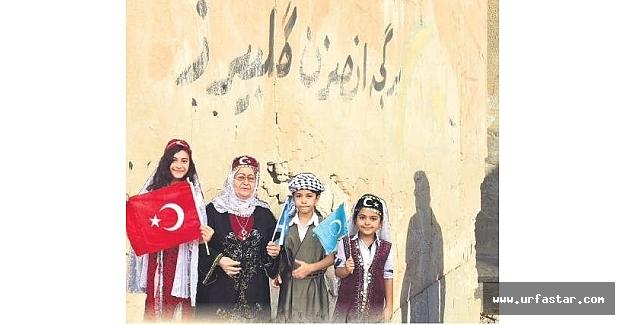 Erdoğan sevgisi sınırları aştı