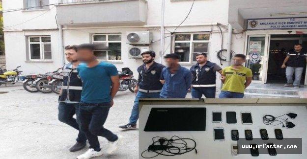Flaş! 3 kişi tutuklandı...