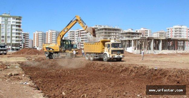 Haliliye'de yeni yollar açıldı