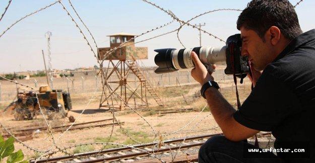 Savaş Muhabiri Ali Leylak'a bir ödül daha...