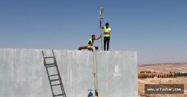 ŞUSKİ tasarruflu projelere devam ediyor