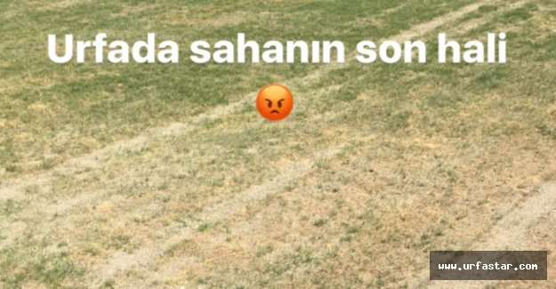 Urfaspor'a kötü haber! Ali Tandoğan kimlere küpürdü