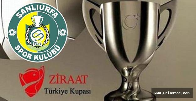 Urfaspor'un kupadaki rakibi belli oldu
