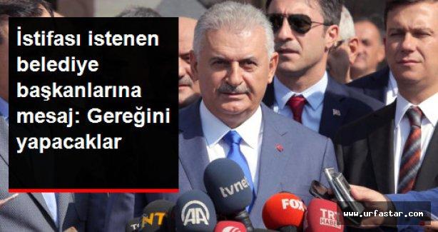 Başbakan Yıldırım'dan flaş açıklama