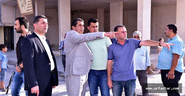 Atilla: Ceylanpınar'ın Çehresini Değiştiriyoruz