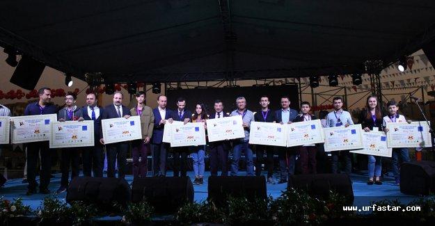Bilim ödülleri verildi