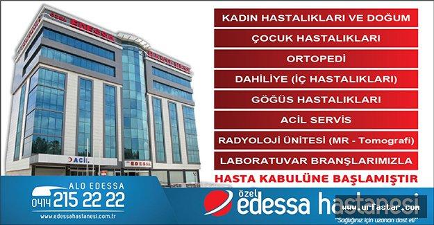Edessa Hastanesi açılıyor...