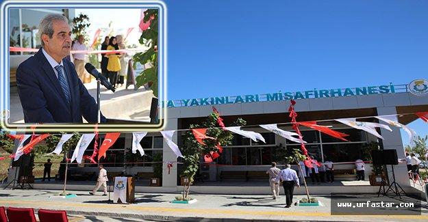 Osmanbey Kampüsü'ne modern misafirhane