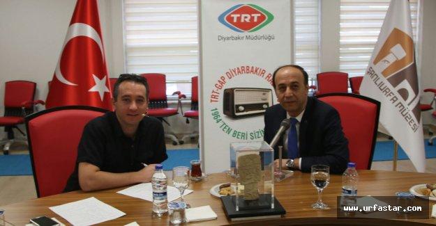 TRT GAP Radyosu Şanlıurfa'da