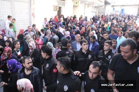 Urfa'da akıl almaz ölüm