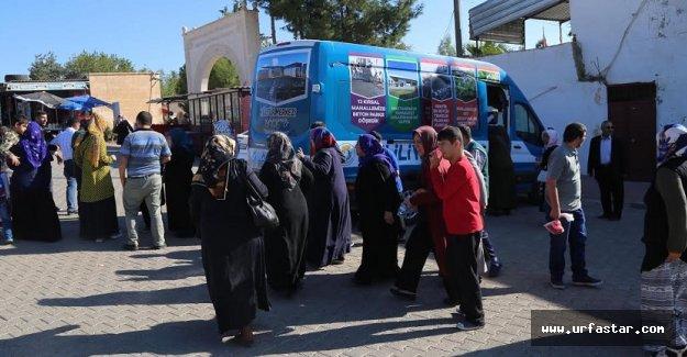 Urfa'da duyarlılık örneği (video)