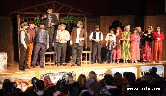 Köyün delisi Urfa'da sahnelenecek