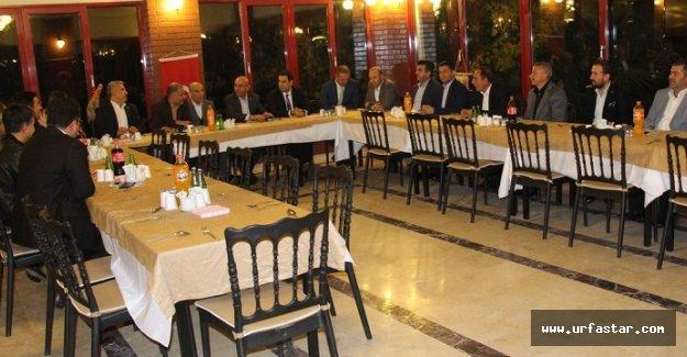 Memleket Meclisi Bozova'ya çıkarma yaptı
