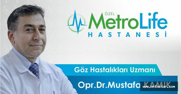 Metrolife hastanesinde göreve başladı
