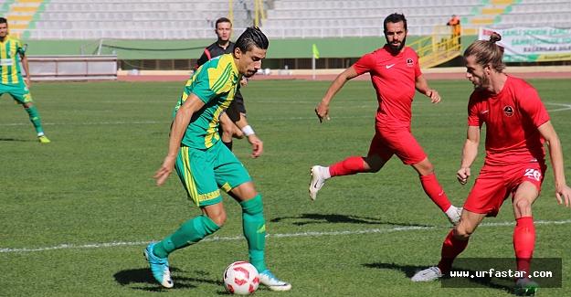 Şanlıurfaspor Bugsaşspor maçının golleri