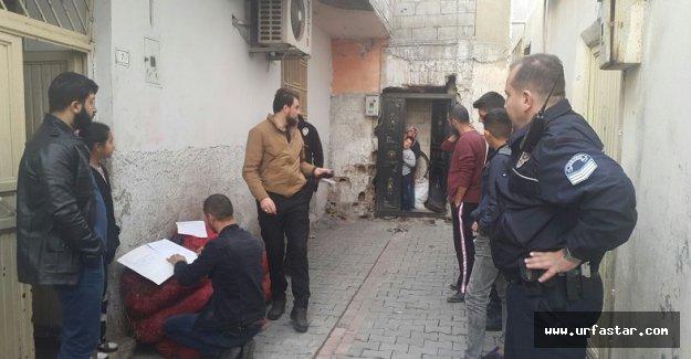 Urfa'da hırsızlık operasyonu