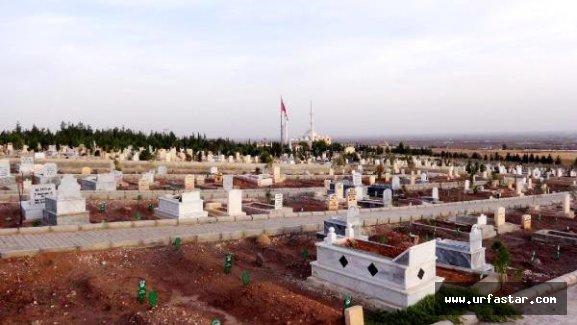 Urfa'da Suriyelilerin de mezarı oldu..
