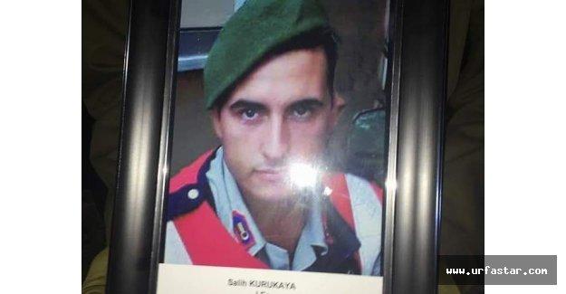 Urfalı asker vefat etti..
