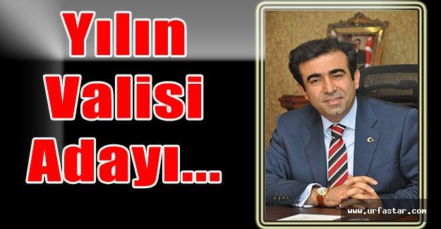 Urfalı bürokrat Diyarbakır'ı temsil ediyor