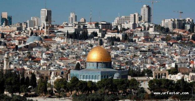 Bakan Çavuşoğlu'ndan Kudüs açıklaması…
