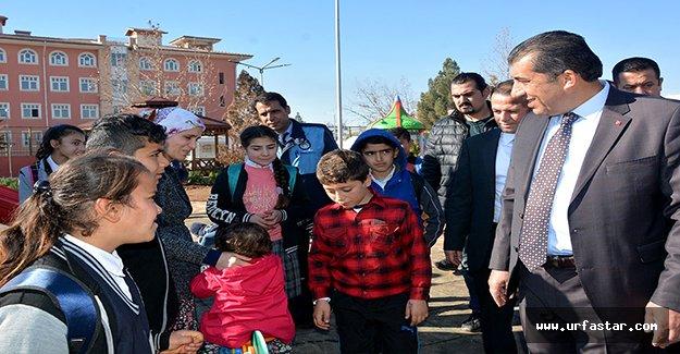 """""""Belediye Çalışıyor, Ceylanpınar'da Yaşam Kalitesi Artıyor"""""""