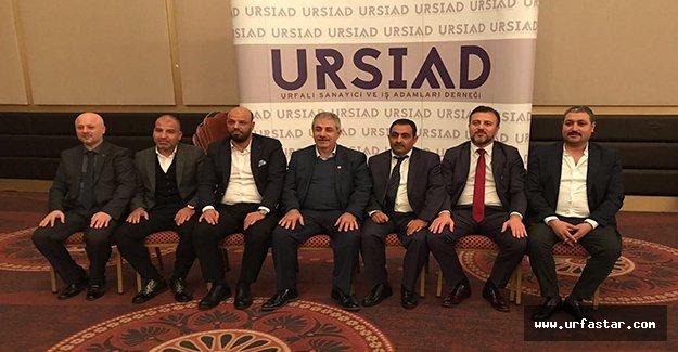 Flaş! İstanbul'da Urfalılar Derneği kuruldu