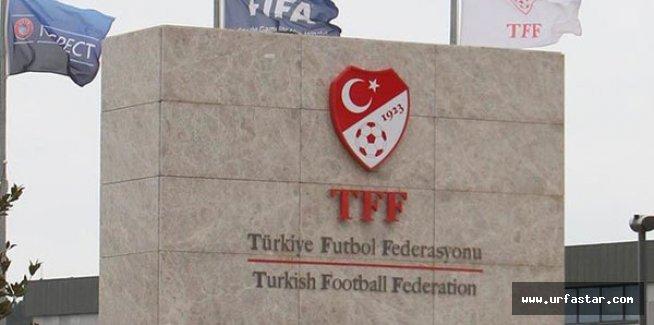 TFF'den flaş Urfaspor kararı...