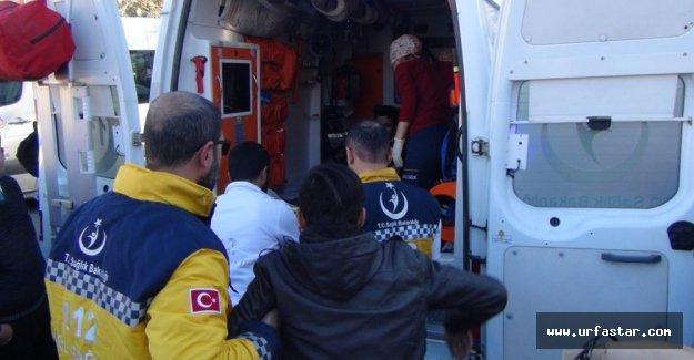Urfa'da Bisiklet Kazası: 2 Yaralı
