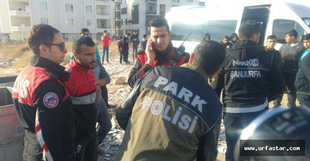 Urfa Polisi öğrencileri önemsiyor