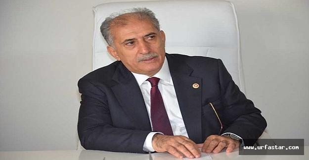 Akyürek'ten Viranşehir'le ilgili flaş açıklamalar