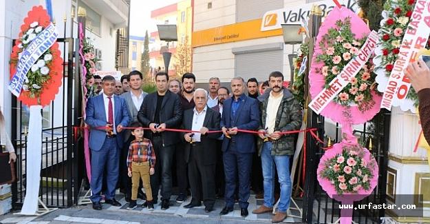 Bölge'nin en modern mekanı açıldı…