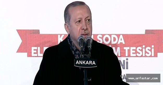 Erdoğan hiç bu kadar sert konuşmamıştı