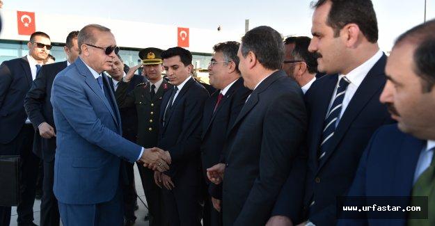 Flaş! Erdoğan'ın Urfa'ya geleceği tarih belli oldu