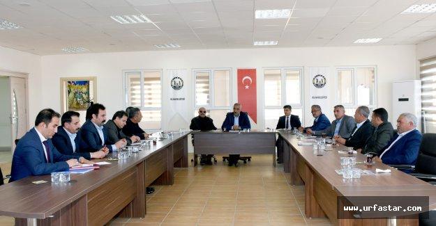 Hilvan Belediyesi, Ocak Ayı Meclis Toplantısını Gerçekleştirdi