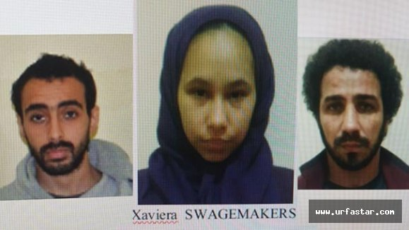 Kırmızı Bültenle aranıyorlardı, Urfa'da yakalandılar