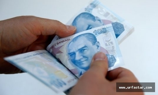 Maaşlar 4 Bin 500 lira oldu