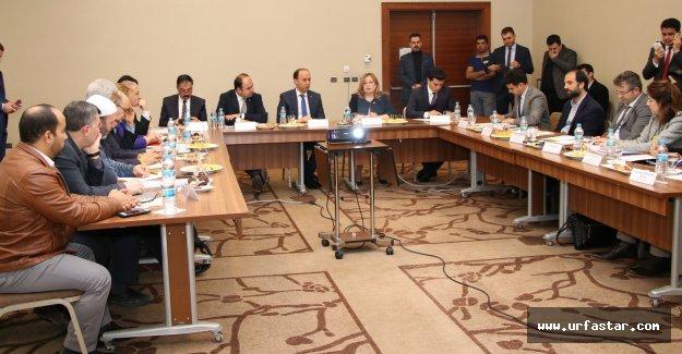 Suriye Krizinin Türkiye'ye Yansımaları Çalıştayı yapıldı