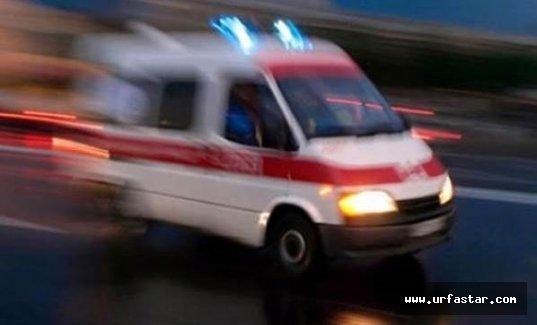 Suruç'ta feci kaza: Ölü ve yaralılar var