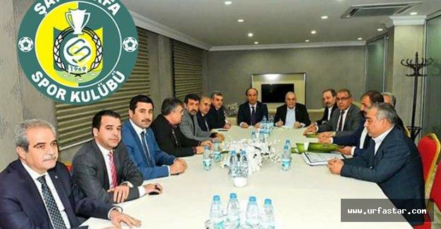 Urfaspor için toplandılar