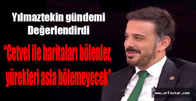 """""""Afrin'den sonra Münbiç'i de asıl sahiplerine teslim edeceğiz"""""""