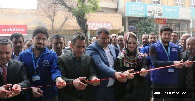 Ücretsiz Çamaşır Yıkama Merkezi Açıldı