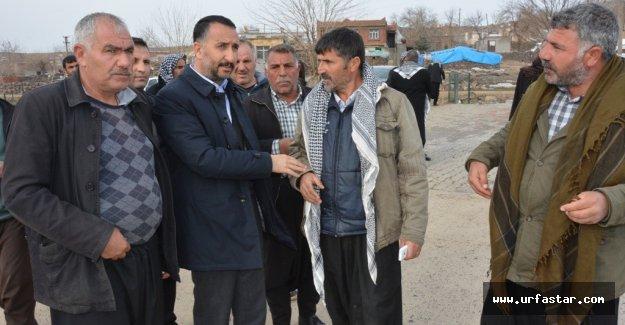 Başkan Yılmaz, kırsal mahalle ziyaretlerini sürdürüyor