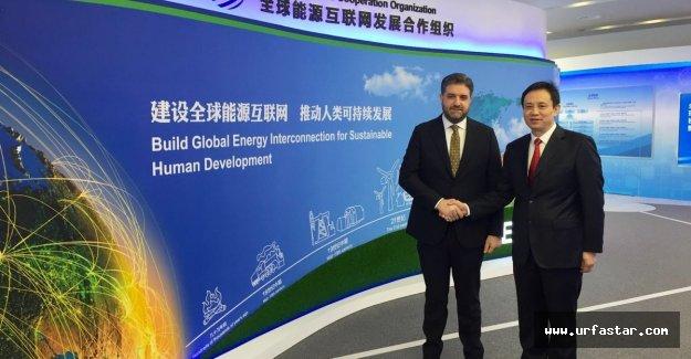 Büyükelçi Önen, Pekin şirketlerine ziyaretlerini sürdürüyor