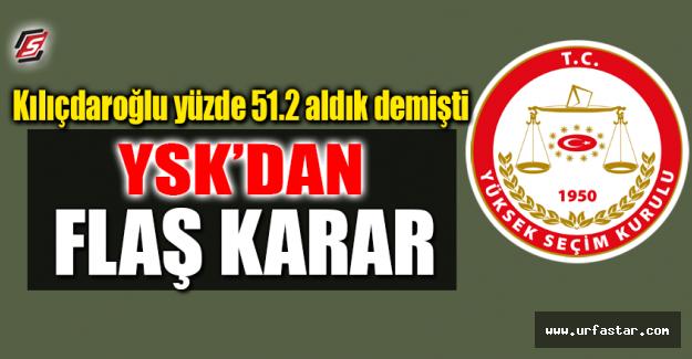 Kılıçdaroğlu'ndan flaş açıklama