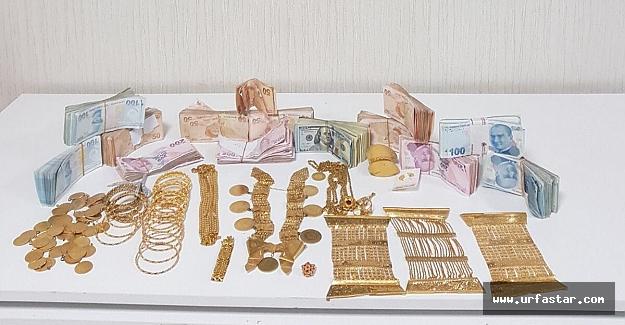 Urfa'da yarım milyonluk hırsızlık!