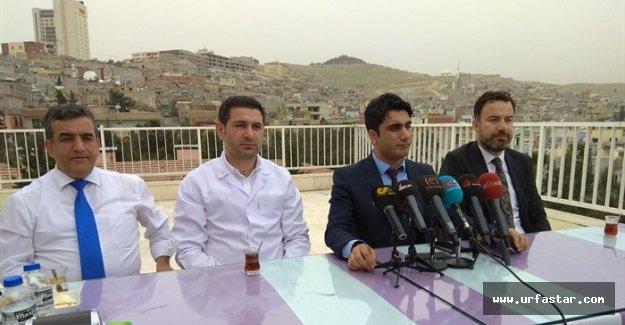 Balıklıgöl Hastanesi'nden flaş soruşturma açıklaması
