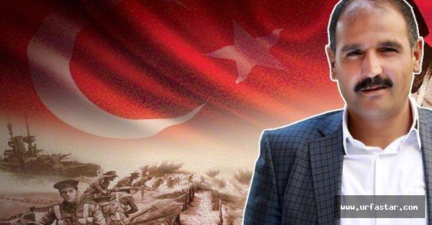 Başkan Yetim'den Zafer mesajı