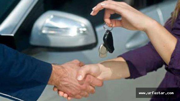2. El araç satanların dikkatine!