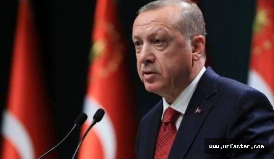 Erdoğan: 'Garip bir senaryo ortada