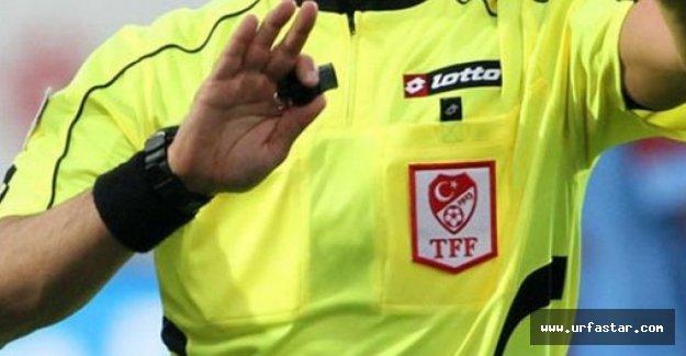 Gümüşhane maçına Süper Lig hakemi atandı